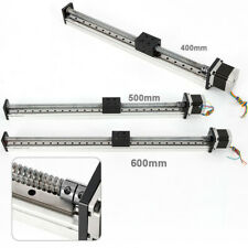 600mm Sliding Table Linear Stage Cnc Milling Lathe Module Xy Axis 1605 Ballscrew