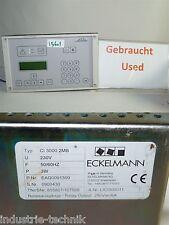 LINDE ECKELMANN CI 3000 2MB  kühlaggregat Steuergerät  CI30002MB