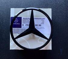 Mercedes GLE Coupe W292 Rear Boot Lid Badge Emblem Star -Gloss Black A2928100000