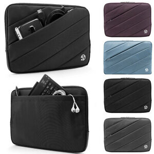 "VanGoddy Tablet Stand Sleeve Case Carrying Bag For 12.4"" Samsung Galaxy Tab S7+"