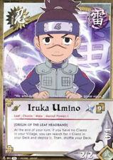 1x FOIL Iruka Umino [Origin of the Leaf Headband] 881 TP1 Naruto CCG TCG NM/M