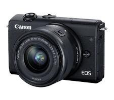 Canon EOS M200 24.1MP Mirrorless Camera Camera - Black (EF-M 15-45mm IS STM)