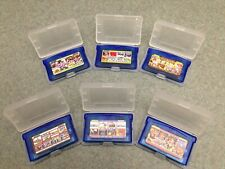 Gameboy Advance Gba Multicart Nintendo Nes games Multi Cart Lot Options