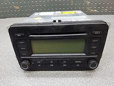 Volkswagen Passat Touran RCD 300 Stereo CD Player RCD300 +CODE 1K0035186L #GX1