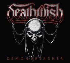 DEATHWISH - AT THE EDGE OF DAMNATION (LIMITED DIGIPAK) (2016)   CD NEU