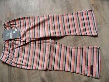 BONDI schöne gestreifte Jerseyhose Gr. 86 NEU ST817