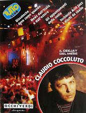 TUTTO CLUB 5 1994 Claudio Coccoluto Acid Jazz Discoteca