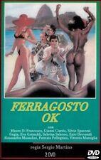 FERRAGOSTO OK - Gianni Ciardo, Mauro Di Francesco, Sabrina Salerno 1986 (2 DVD)