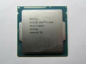 Intel Core i5 4590 3.3GHz/6MB Quad-Core 4th Gen. Processor LGA 1150/Socket
