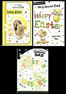 DAD - Quality EASTER CARD ~ Great Selection To Choose From