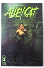 Alley Cat #3 1999 Image Comics Alley Baggett Model (C5372)