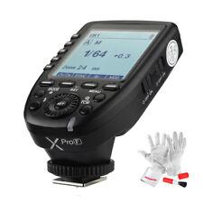 Godox Xpro-F Wireless Flash Trigger 1/8000s Large LCD for Fuji Fujifilm TTL HSS