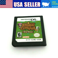 NEW Animal Crossing: Wild World (Nintendo DS) Game Only for DS/ DSi/ 3DS XL USA