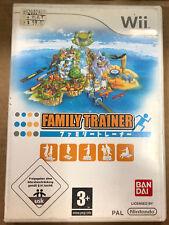 Family Trainer (Nintendo Wii, 2008)