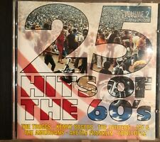 25 HITS OF THE 60' S - VOLUME 2 - CD