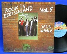 LP SATIN WHALE - ROCK IN DEUTSCHLAND // KRAUTROCK GERMANY STRAND RECORDS / MINT-