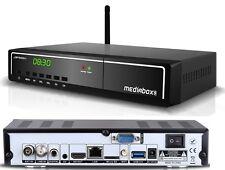 JEPSSEN MEDIABOX M-6 GARANZIA ITALIA DECODER DVB-T2 SAT M6 ANDROID IP 4K