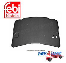 Hood Insulation Pad Febi OEM 2016820326 Fits: Mercedes W201 190E 190D