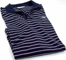Lacoste Short Sleeve Striped Casual Shirts for Men