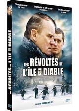 Les Révoltés de l'île du Diable DVD NEUF SOUS BLISTER