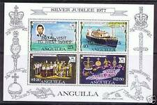 Mint Never Hinged/MNH Anguillan Royalty Stamps