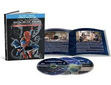 THE AMAZING SPIDER-MAN LIMITED EDITION COLLECTION BLU-RAY+DIGITAL 2-MOVIE NEW