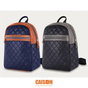 Women Retro Backpack Travel Laptop Case Bag Girls Rucksack School Waterproof NEW
