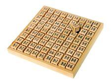 In legno prima volte tabelle moltiplicazione matematica matematica GIOCATTOLO EDUCATIVO