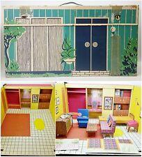 VINTAGE 1962 BARBIE'S DREAM HOUSE USED