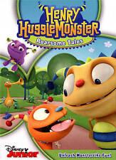 Henry Hugglemonster: Roarsome Tales (DVD, 2014)  Disney Junior