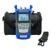 Optical Fiber Ranger OTDR Principle Tester Meter FTTx Network FTTH Tool Kit VFL