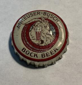 Anheuser Busch Bock Beer Cork Bottle Cap