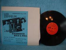 Led Zeppelin, Knebworth Rock & Roll, Aug. 4,1979, No TMOQ on 1984, Full Tilt