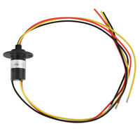 250RPM 15A Mini Slip 3 Wire 0-600V For Wind Turbine Power Generator Anti-jamming