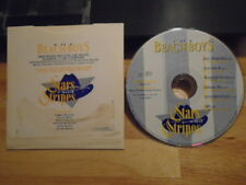 RARE PROMO ONLY Beach Boys CD Stars & Stripes sampler WILLIE NELSON Brian Wilson