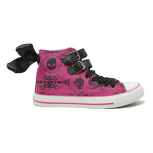 IRON FIST LADIES LACEY DAYS HIGH TOP