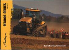 "AGCO Challenger ""MT800E Series"" 492-646hp Track Tractor Brochure"