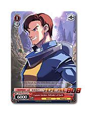 Weiss Schwarz Disgaea x 4 Captain Gordon, Defender of Earth [DG/EN-S03-E123 C] E