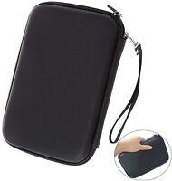 7 inch Black Protective Hard Carry Case GPS Cover For All TomTom Garmin SAT NAV