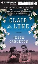Clair de Lune: A Novel, Carleton, Jetta, New Book