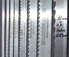 Preissenkung! Bandsäge Bandsägeblatt Sägeblätter Holz Metall Ytong jede Länge