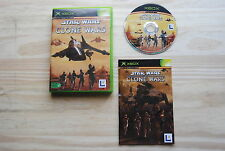 Star Wars The Clone Wars pour xbox