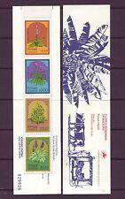 Portugal-Madeira 1982 postfrisch   Markenheft  MiNr,  2  Blumen