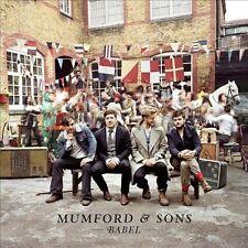 MUMFORD & SONS CD - BABEL (2012) - NEW UNOPENED