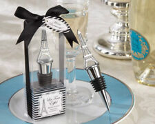 La Tour Eiffel Paris Wine Bottle Stopper Wedding Favors