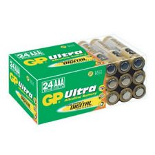 48 GP ULTRA  AAA LR03 Batteries LR03 1.5V ALKALINE HIGH PERFORMANCE