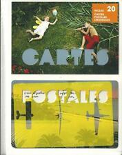 LOISIRS CREATIFS / CARTES POSTALES - BRICOLAGE EN PAPIER - ARTISANAT - NEUF -30%