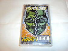 Whadever Whad Ever Psyclone Gangsta Rap Cassette NEW