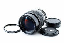 Nikon Nikkor Ai-s 105mm f/2.5 MF Telephoto Lens from Japan [Exc+++++]