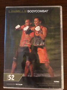 Les Mills Body Pump 52 - DVD, CD and CHOREO